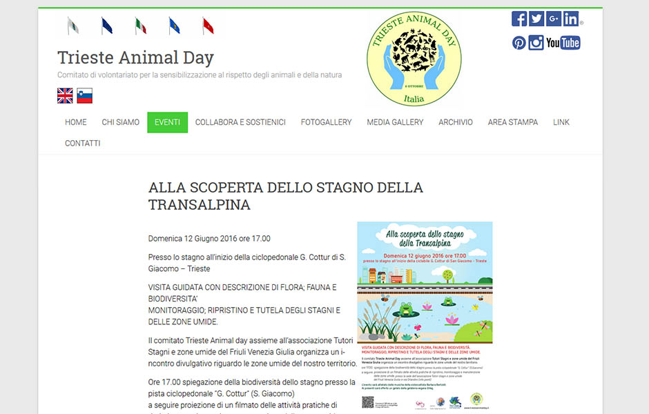 Trieste Animal Day 2016